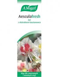 Aesculafresh Żel, 100g